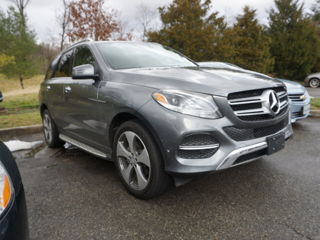 Pre Owned 2017 Mercedes Benz Gle Gle 350 Suv In Roanoke Lrm2264a