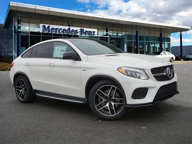 New 2019 Mercedes Benz Gle Amg Gle 43 Coupe Coupe In Roanoke