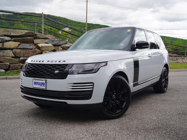 Pre-Owned 2019 Land Rover Range Rover 5.0 Supercharged