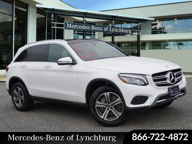 Certified Pre-Owned 2019 Mercedes-Benz GLC Base 4MATIC®