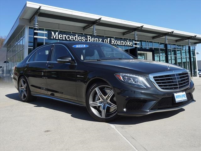 Pre-Owned 2015 Mercedes-Benz S-Class AMG® S 63 4MATIC®