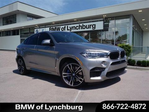 Pre-Owned 2017 BMW X6 M Base