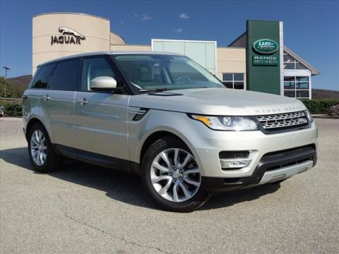Pre-Owned 2015 Land Rover Range Rover Sport 3.0L V6 Supercharged HSE