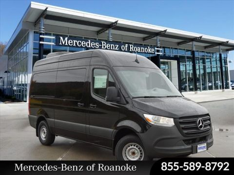 New 2019 Mercedes-Benz Sprinter 2500 Passenger Van