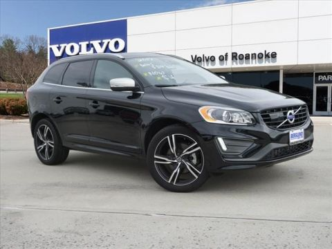 Pre-Owned 2017 Volvo XC60 T6 R-Design